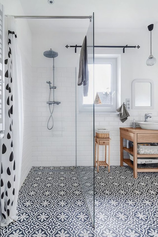 Impressive Shower Floor Ideas | Hunker