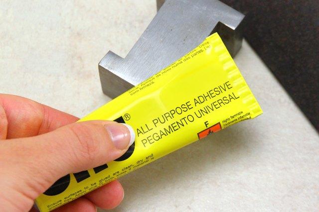 How To Glue Metal To Metal Hunker