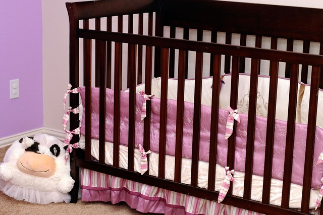 How To Put On A Crib Skirt Hunker