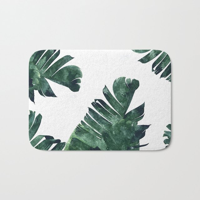 society6 bath mat