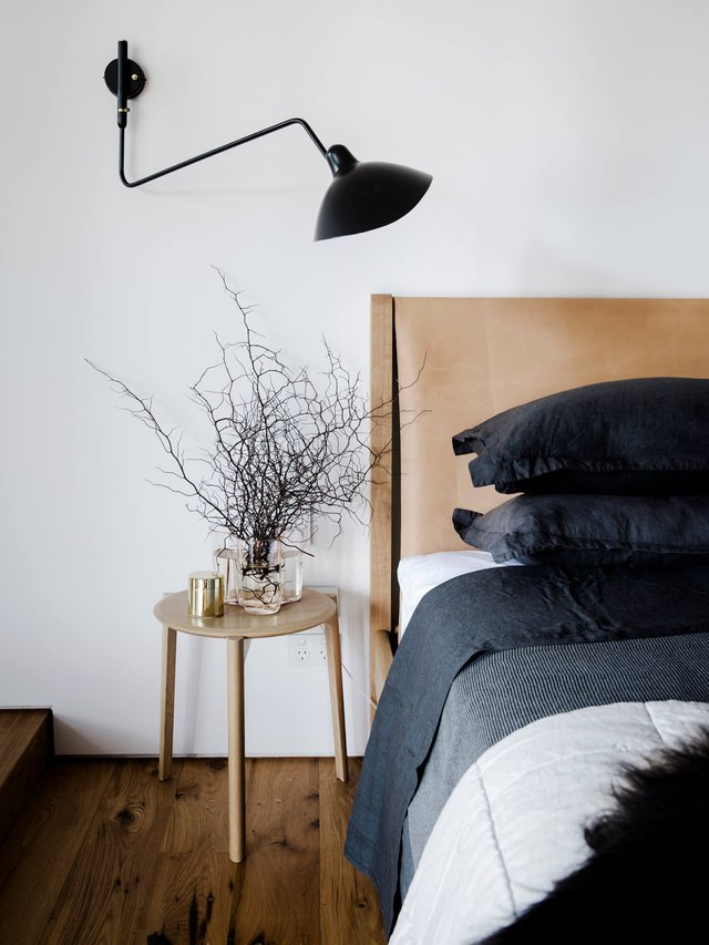 1 Swing Arm Wall Sconces Make Great Bed Fellows