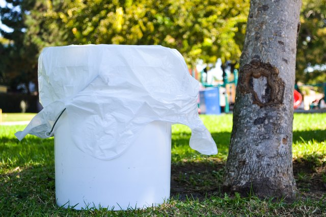 How To Make A Tree Watering Bag Hunker