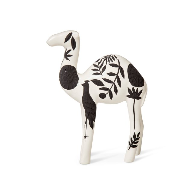 Earthenware Camel Figurine