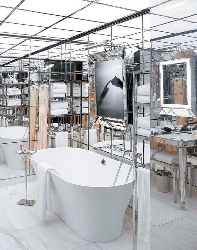 Le Royal Monceau - Raffles Paris bathroom