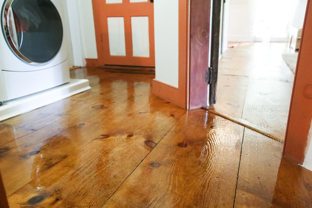 How To Refinish Old Wood Floors Without Sanding Hunker
