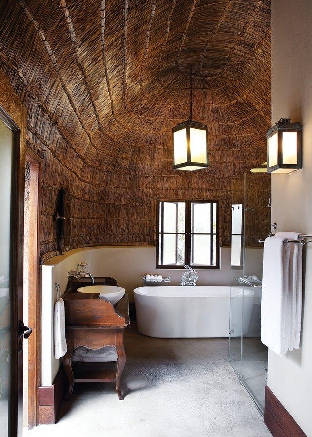 Shambala Private Game Reserve bathroom
