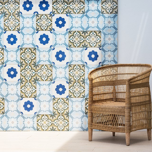 16 Reasons You Should Mix Tile Patterns Hunker