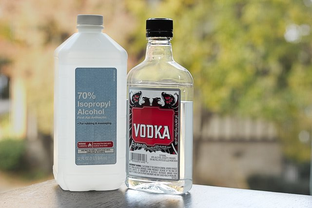 What Are The Effects Of Drinking Rubbing Alcohol