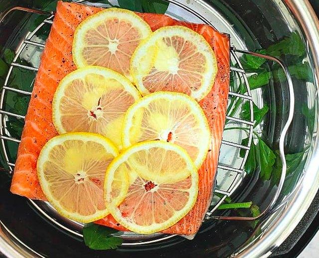 Wholesomelicious Salmon Recipe