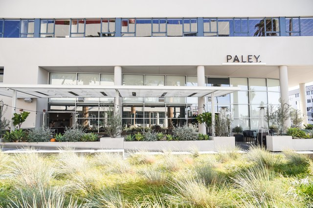 Paley exterior.