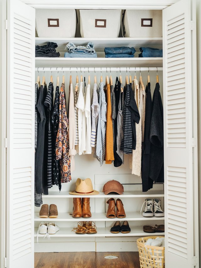 Closet rehab: Your guide to paring down, organizing, and styling a dream closet