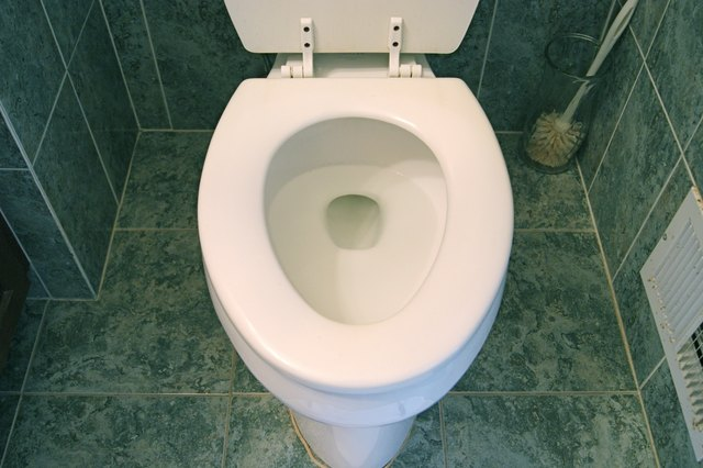 How To Clean A Badly Stained Toilet Bowl Hunker
