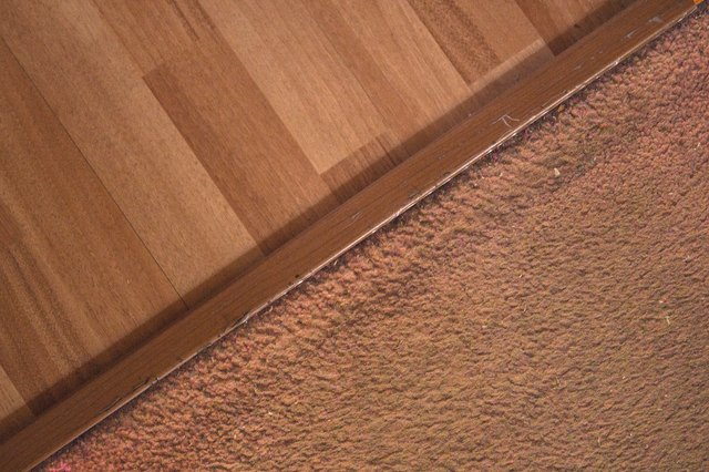 How To Transition From Laminate Floor To Carpet Hunker