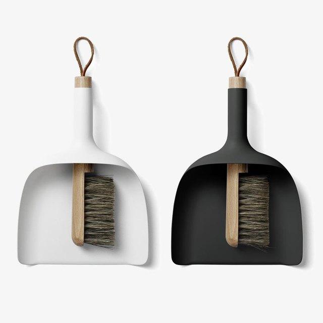 menu dustpan