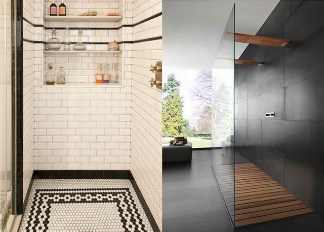 impressive shower floor ideas hunker