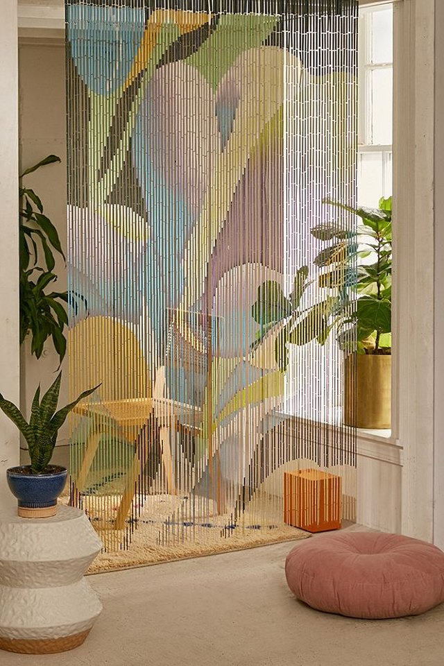 Can Beaded Curtains Be Cool Again?   Hunker
