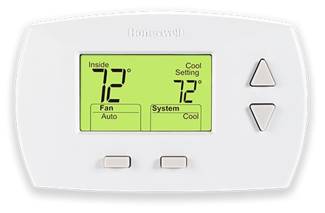 How To Program A Honeywell Digital Thermostat