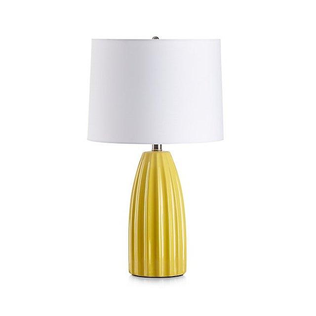 Ella Golden Yellow Table Lamp
