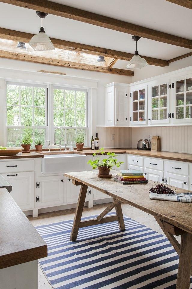 Farmhouse Kitchen Table Ideas