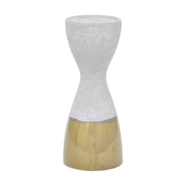 Target Ceramic Candle Holder
