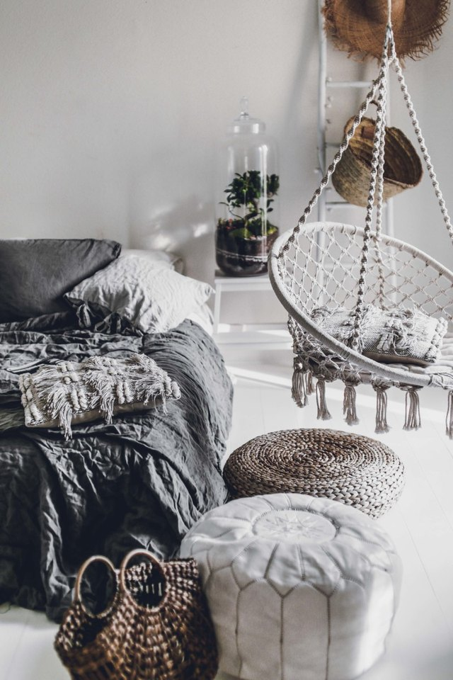 Ways To Combine Minimalism With The Boho Chic Trend Hunker