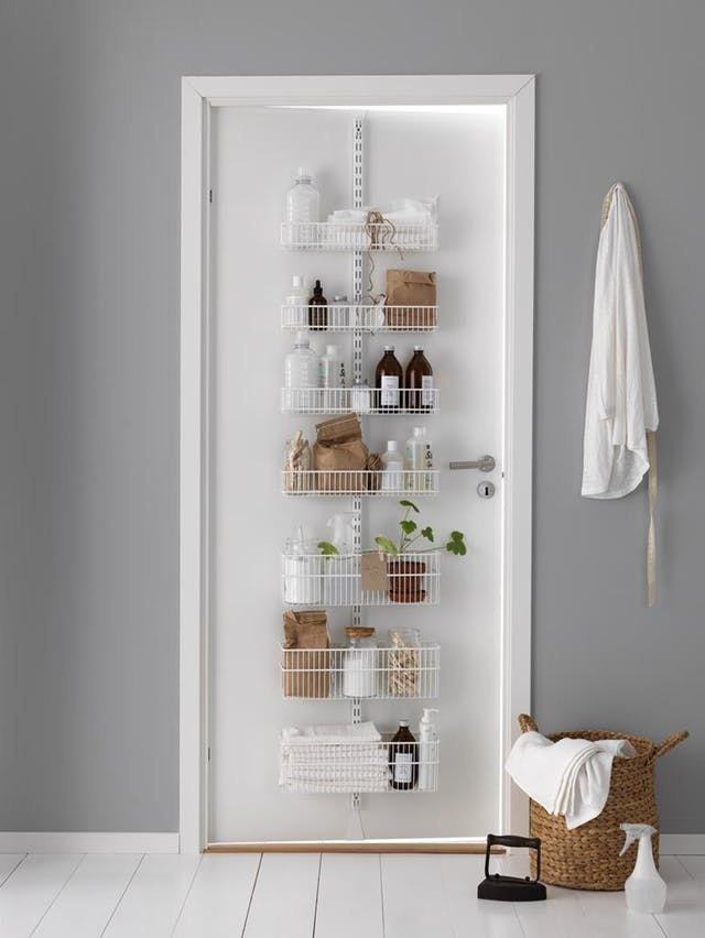 over the door hanging organizer