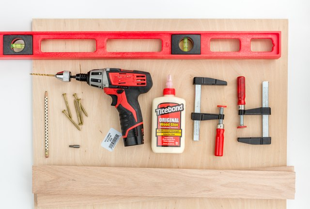 Tools and supplies