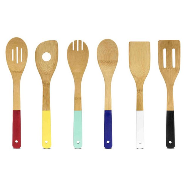Bamboo Kitchen Tool Set