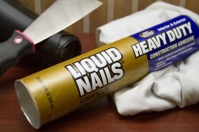How to Remove Liquid Nails   Hunker