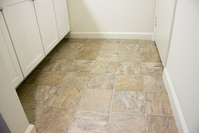 How To Seal Self Stick Vinyl Tiles Hunker