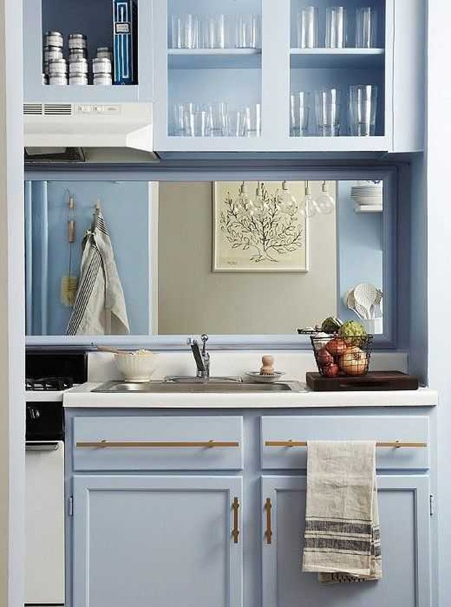 9 Inexpensive Ways To Decorate A Rental Kitchen Hunker