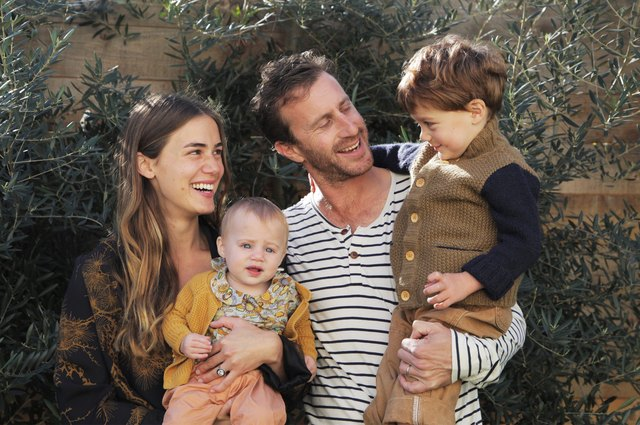 At Home with Harold and Madison in Their Charming Ojai Oasis