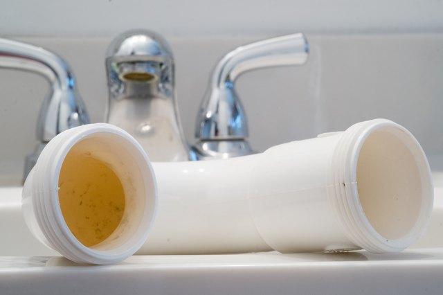 How To Clean Black Sludge In Bathroom Sink Drains Hunker