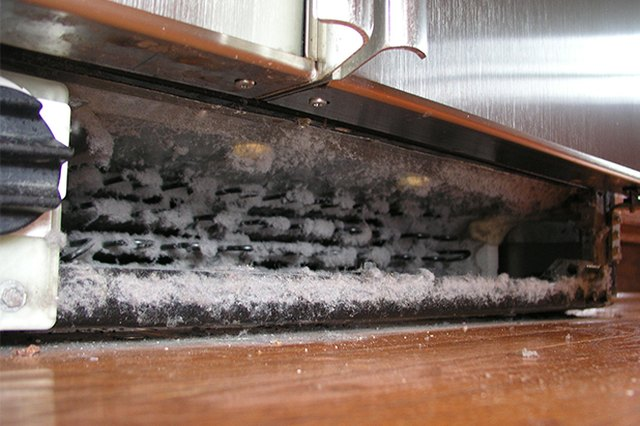How To Clean Refrigerator Condenser Coils Hunker