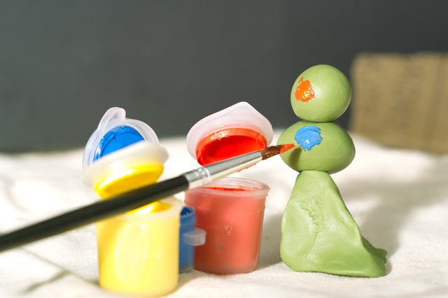 How To Paint Sculpey Clay Hunker