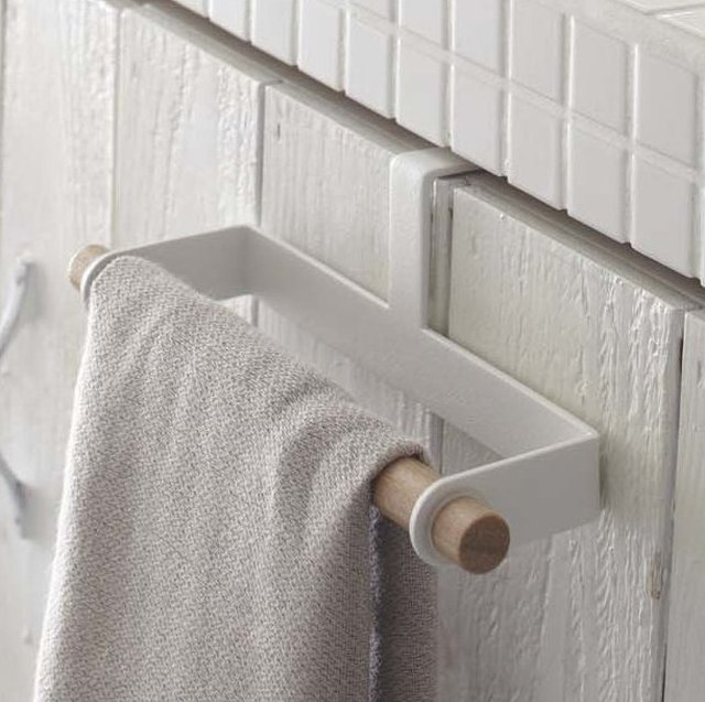 yamazako towel bar