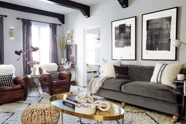 Ordinaire Gray Living Room