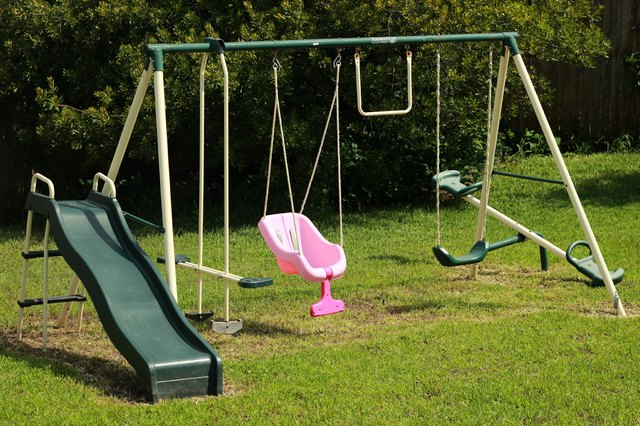 How to Polish a Plastic Playground Slide   Hunker