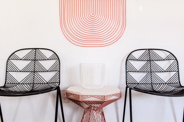 Bend Goods table, chairs and accessoris