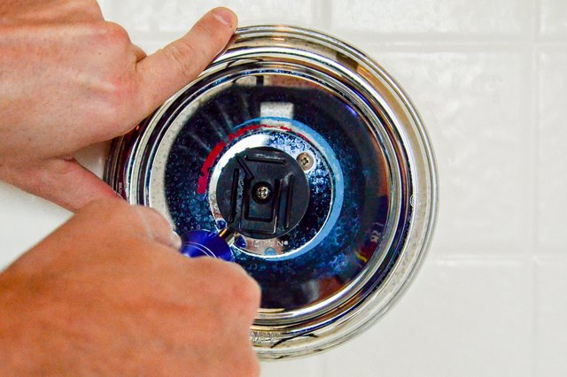 How To Repair A Delta Monitor Shower Faucet Hunker
