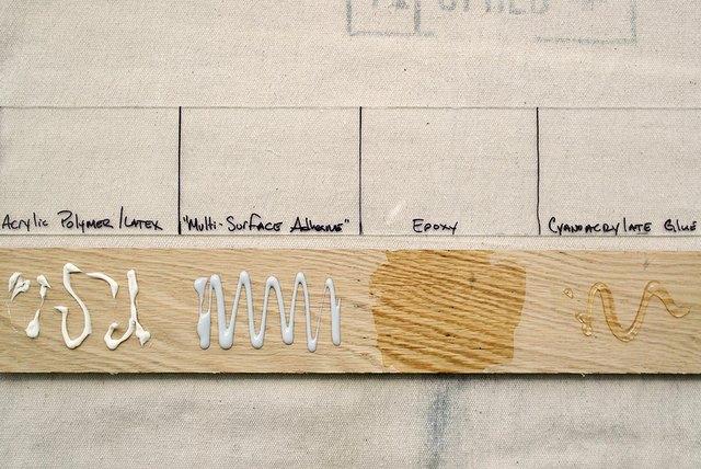 How To Glue Acrylic To Wood Hunker