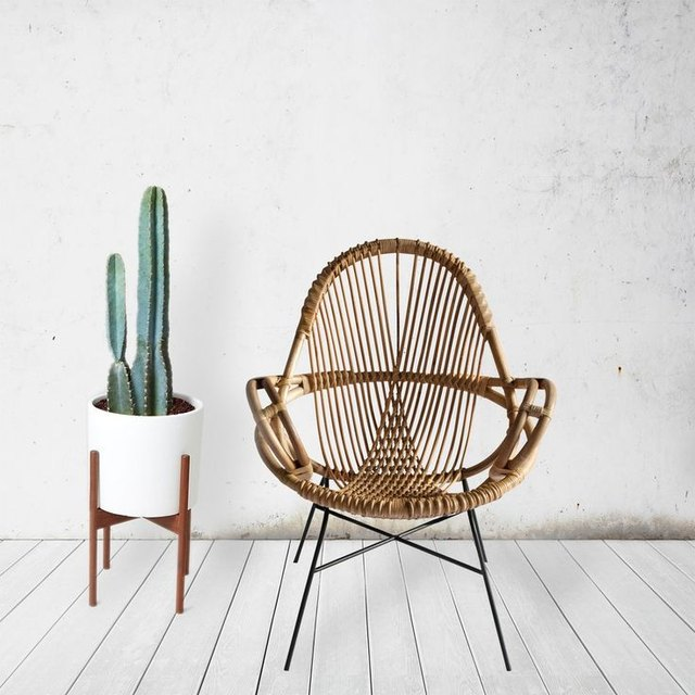 forma living acapulco-style rattan chair