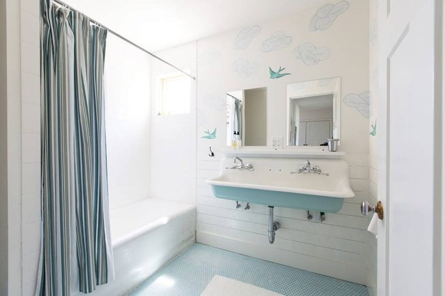 Renovated Bungalow Queen Anne Seattle Modern Design Refurbished Sink