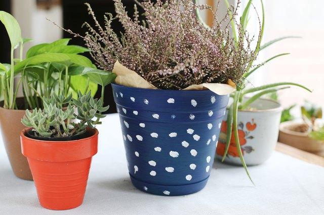 How To Repaint Resin Or Fiberglass Pots Hunker