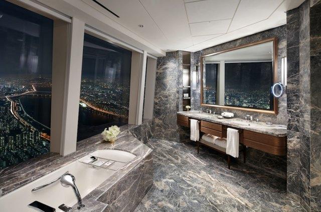 Signiel Seoul bathroom