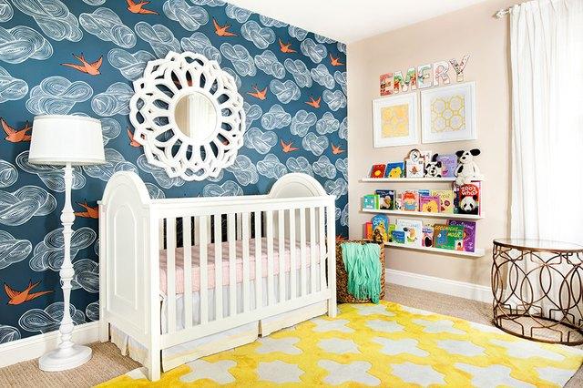Wallpaper Baby Room Ideas