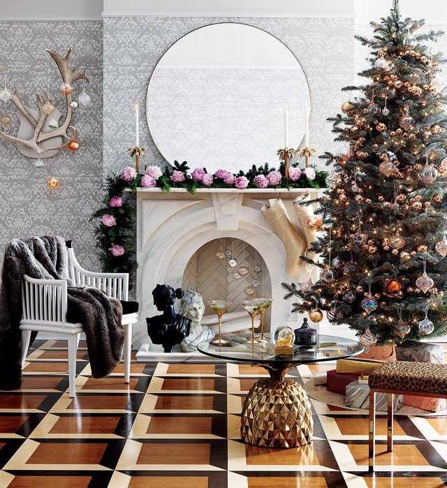 How to turn your home into the winter wonderland you honestly need this year