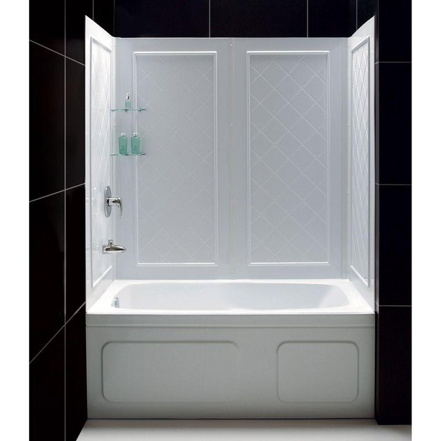 Merveilleux Qwall SlimLine Shower Wall By DreamLine