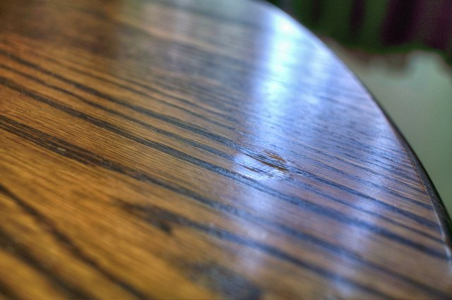 Removing Dents From Finished Wood | Hunker