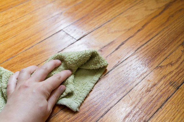 How To Fix Scratches In Hardwood Floors Hunker